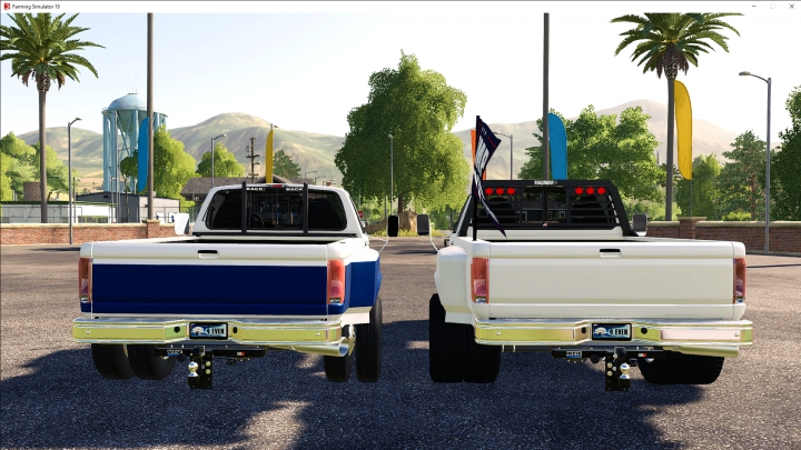 Trending mods today: Ford OBS dually