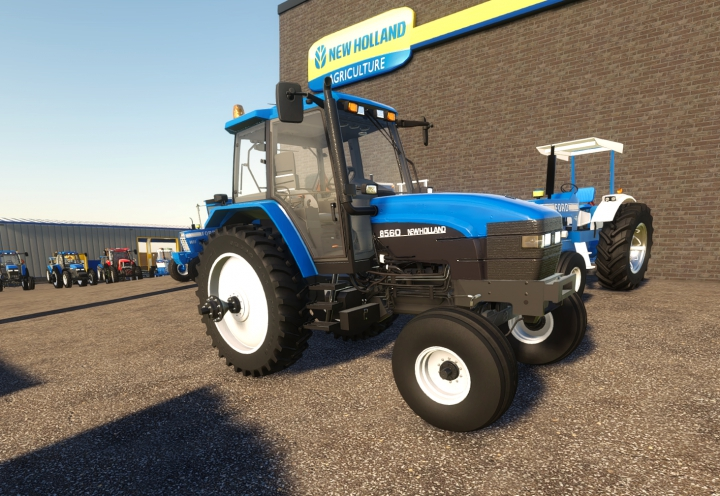 Trending mods today: New Holland TM/60 Series US