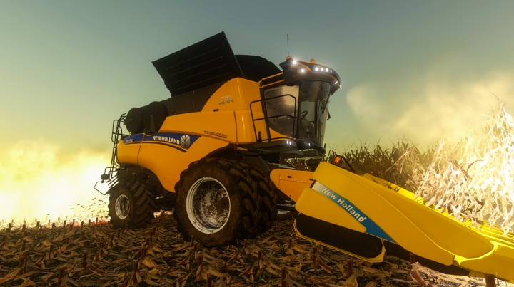 Trending mods today: New Holland CR10.90 US V2