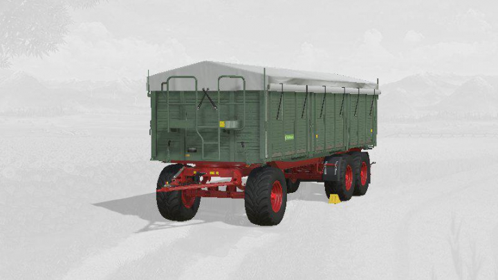 Trending mods today: AGROLINER HKD 402 v1.0.0.0