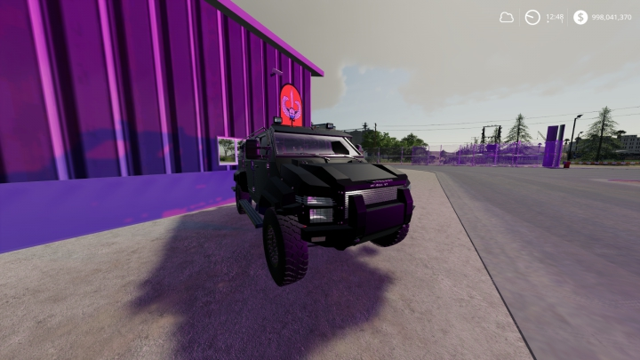Trending mods today: Pitbull VX Armored Car Black Edition