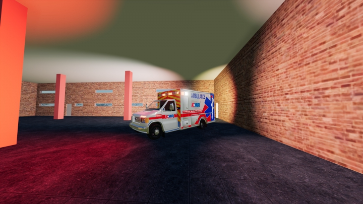 Trending mods today: AMR Ford E350 Type 3 Ambulance