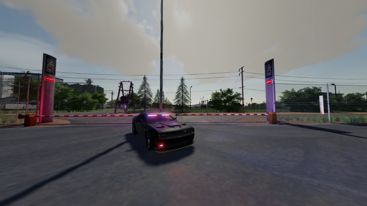 Trending mods today: Dodge Challenger Hellcat / Demon Pursuit Unmarked