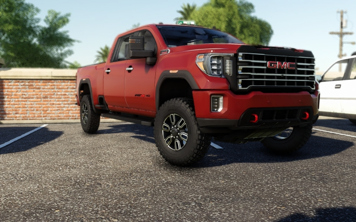 Trending mods today: 2020 Gmc AT4
