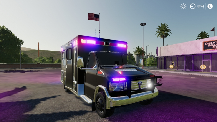 Trending mods today: Ford E50 Sheriff Swat van.. FIXED Upload