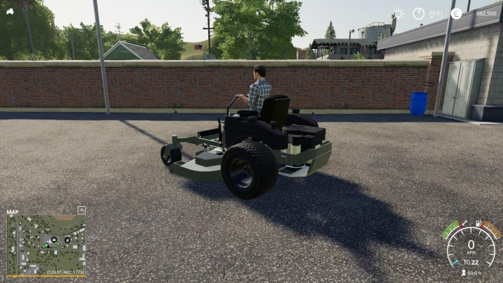 Trending mods today: SCAG AND BOBCAT ZERO TURN MOWER V1.0
