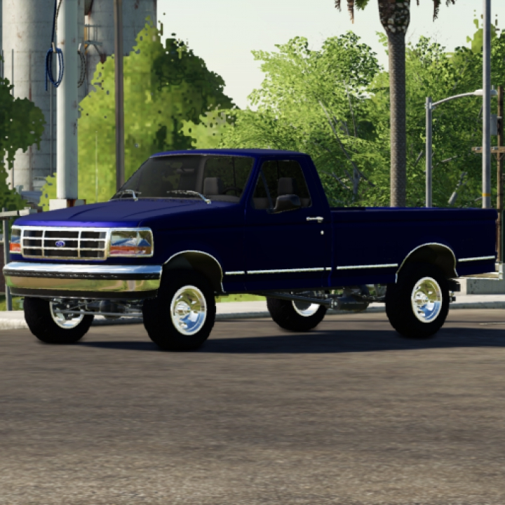 Trending mods today: OBS Ford F150