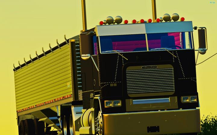 Trending mods today: Freightliner FLB