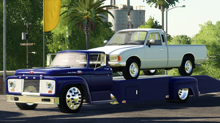 Trending mods today: 1964 Ford T850 Ramp Truck