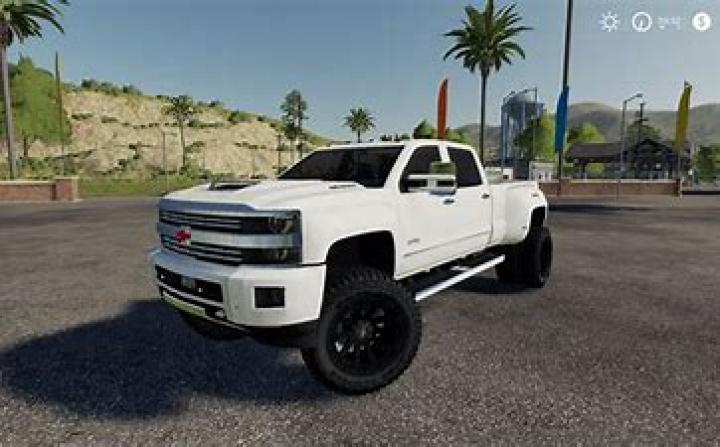 Trending mods today: chevy