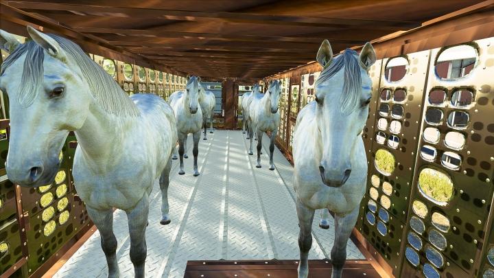 Trending mods today: SilverStar Horse Trailer