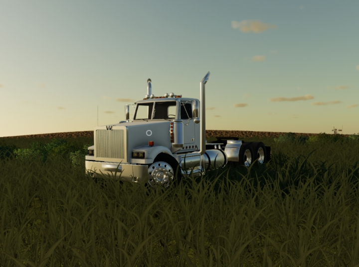 Trending mods today: Western Star 4900