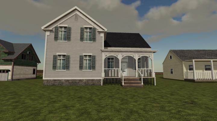 Trending mods today: Suburban House 1