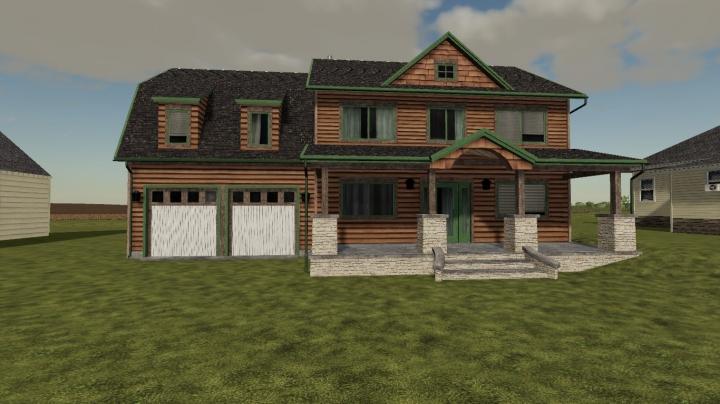 Trending mods today: Suburban House 3