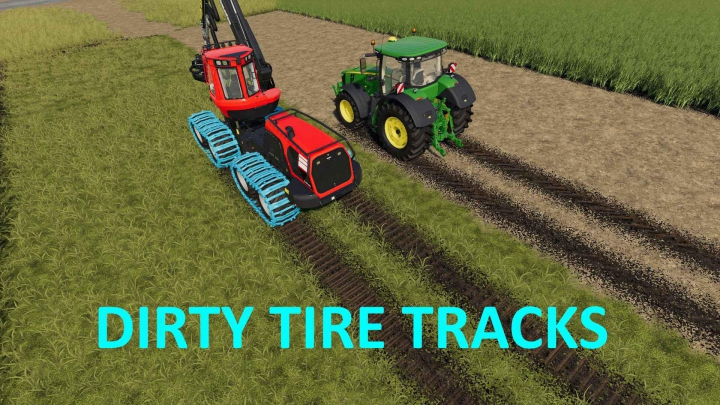 Trending mods today: Dirty Tire Tracks v1.0.0.0