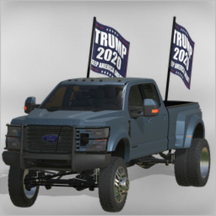 Trending mods today: FS19 2020 Ford Lifted V1