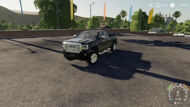 Cars GMC 2500