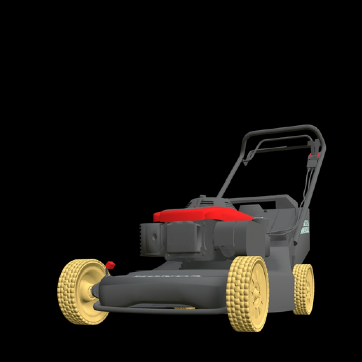 Trending mods today: Honda Push Mower