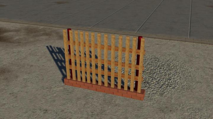 Trending mods today: Polish Fence v1.0.0.0