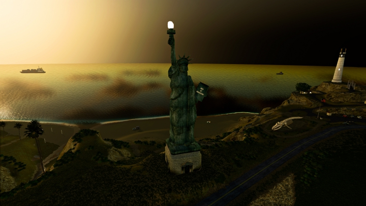 Objects Statue Of Liberty