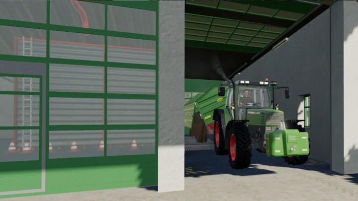 Objects New Grain Storage v1.1.0.0
