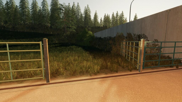 Other Willow Fence Package (Prefab) v1.0.0.0