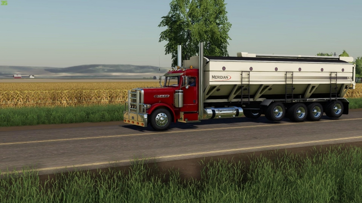 Trending mods today: PETERBILT TENDER TRUCK