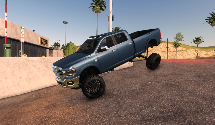 Trending mods today: Lifted 2020 Ram