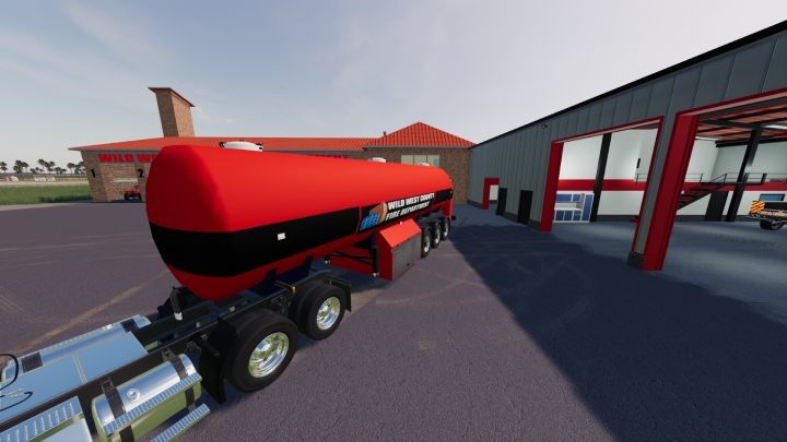 Trending mods today: Tanker Wild West FD