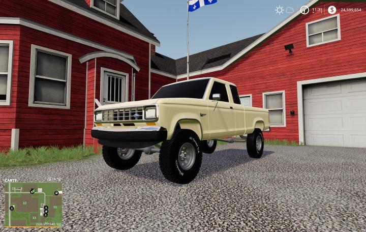 Trending mods today: fs19 1988 ford ranger