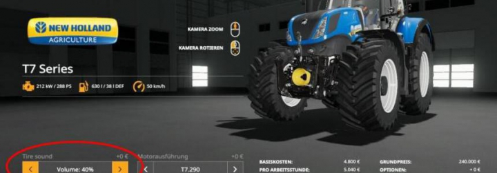 Best mods from the day: TIRE SOUND V1.0.0.0.