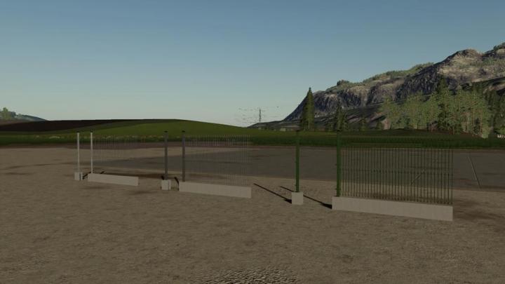 Trending mods today: Metal Panel Fences v1.0.0.0