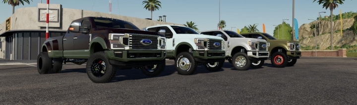 Best mods from the day: ford f350 2011 v1.0.