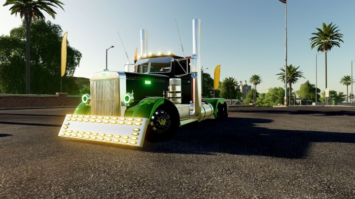 Best mods from the day: Peterbilt 351 narrow noes v1.2.
