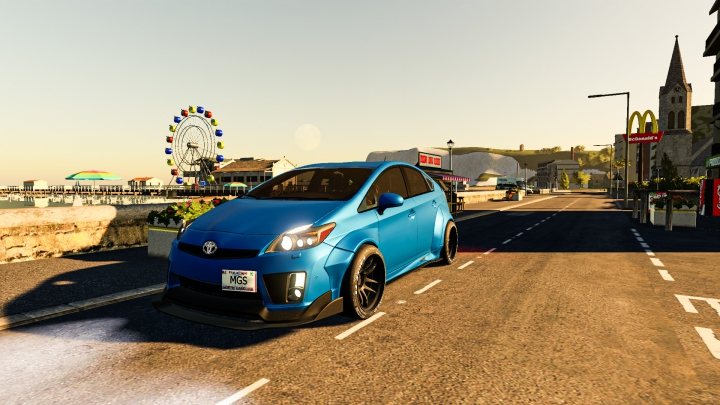 Trending mods today: Toyota Prius