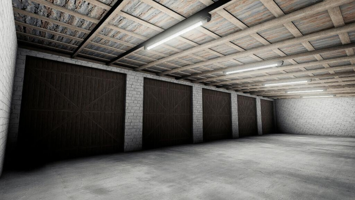 Trending mods today: Garage for machines v1.0.0.1