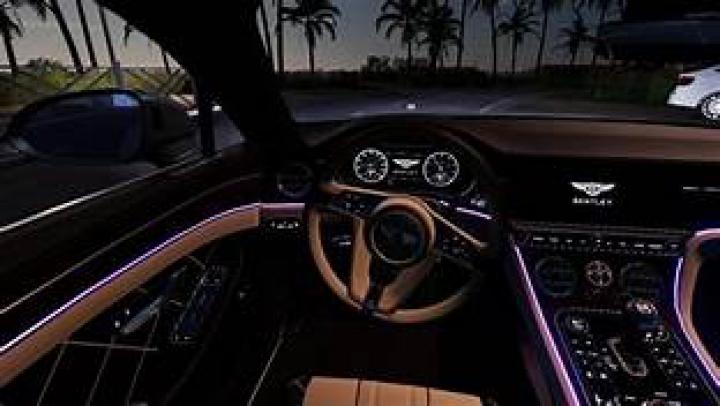 Trending mods today: Bentley black