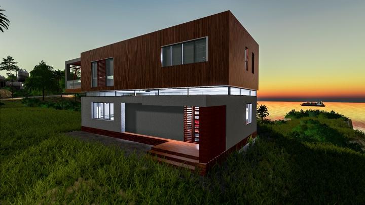Trending mods today: Modern House V1.1