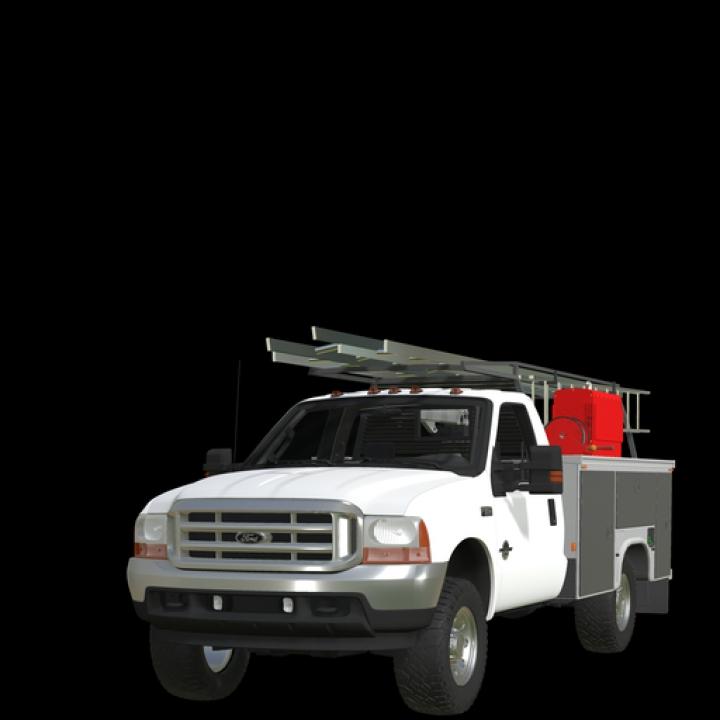 Trending mods today: 1999 F-350 Service Truck V1.0