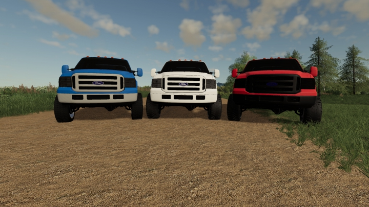 Trending mods today: Chuckles 6.0 Powerstroke V2