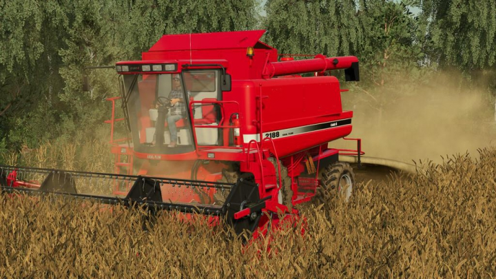 Trending mods today: Case IH Axial-Flow 2100 Series v1.1.0.0