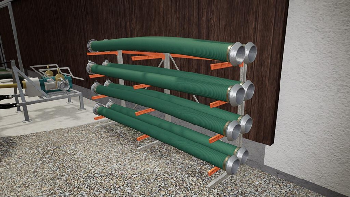 Trending mods today: Manure Hose Storage v1.0.0.0