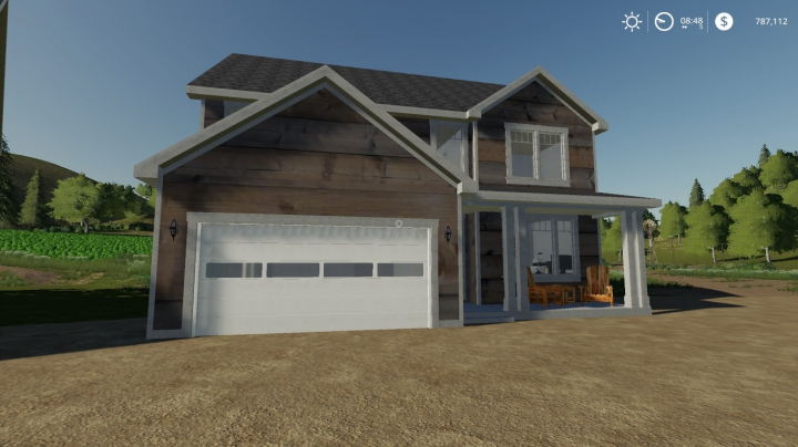 Trending mods today: Wooden House Furnished