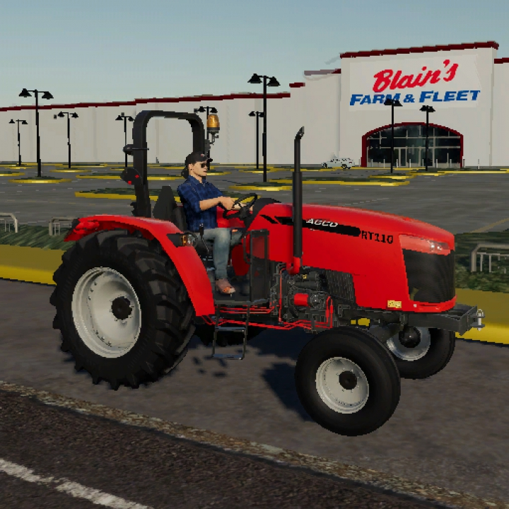 Trending mods today: AGCO RT open cab