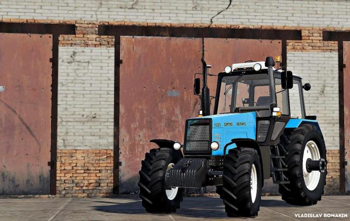 Trending mods today: Belarus MTZ 1221 v2.0.5.2