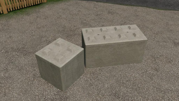 Trending mods today: Concrete Stone Blocks Stackable (Prefab) v1.0.0.0