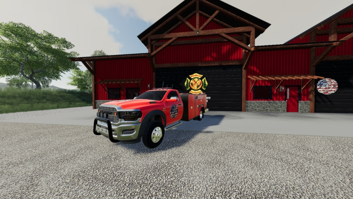 Trending mods today: Dodge Ram 5500 Utility County FD