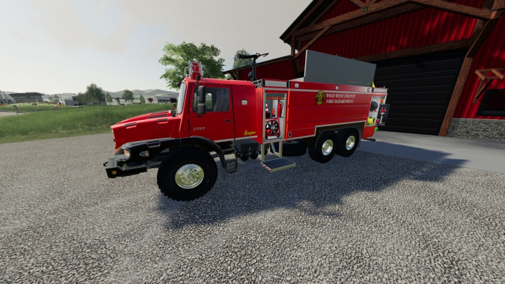 Trending mods today: MB Zetros Pumper Tanker