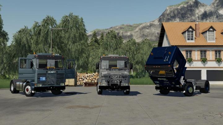 Trending mods today: Scania 113H 4x2 v1.0.0.0