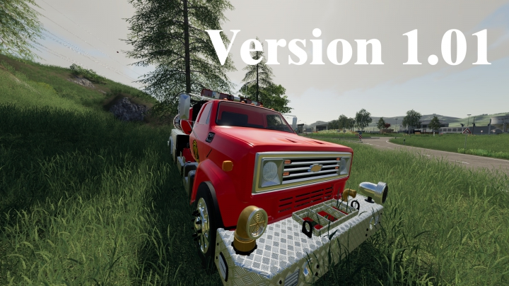 Trending mods today: Chevy C70 Tanker Wildlands Edition v1.01